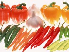 果蔬中维生素C含量排行榜