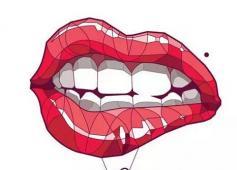 嘴巴那么毒,心里一定很苦吧